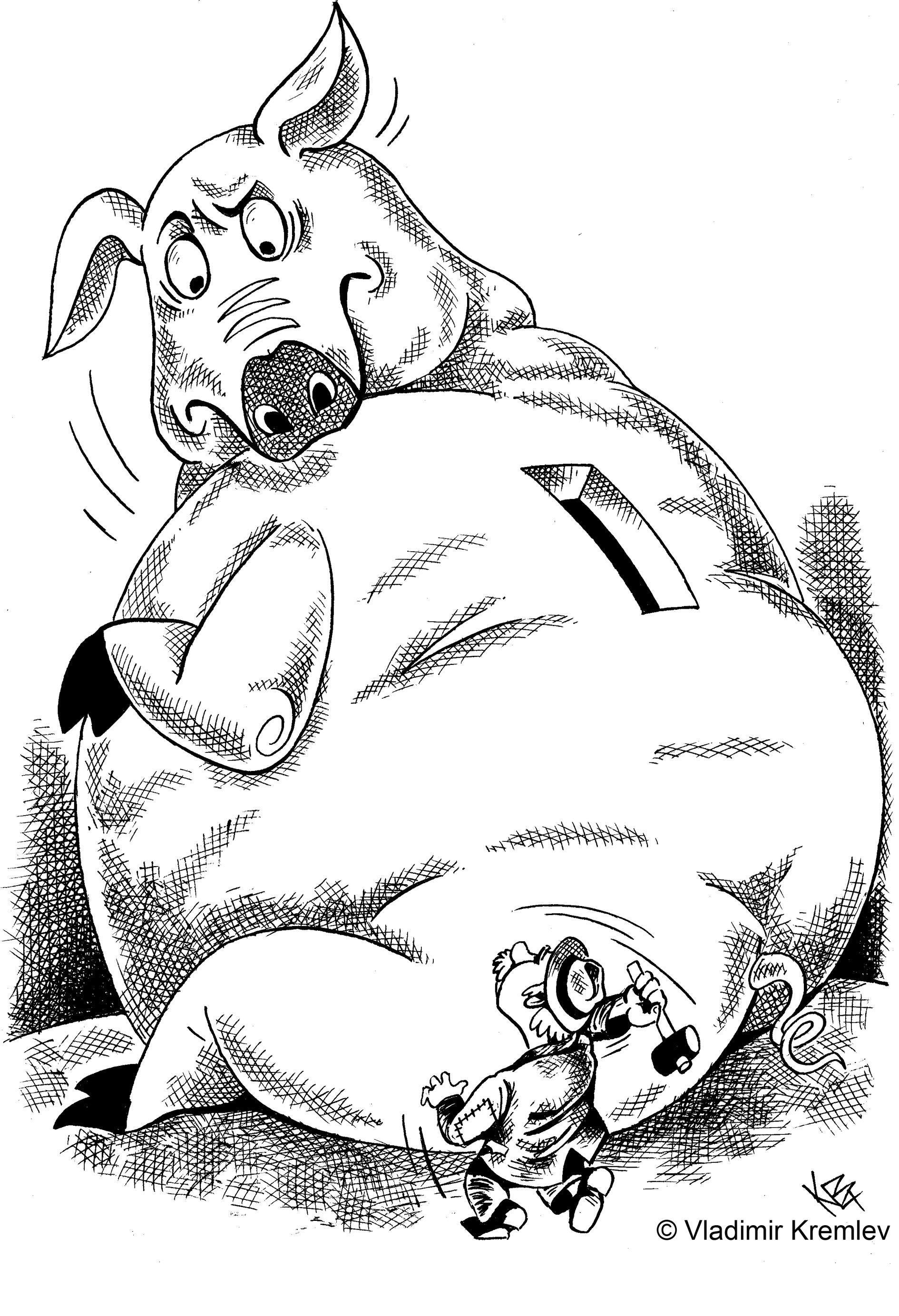 Пенсионный фонд россии смешные картинки