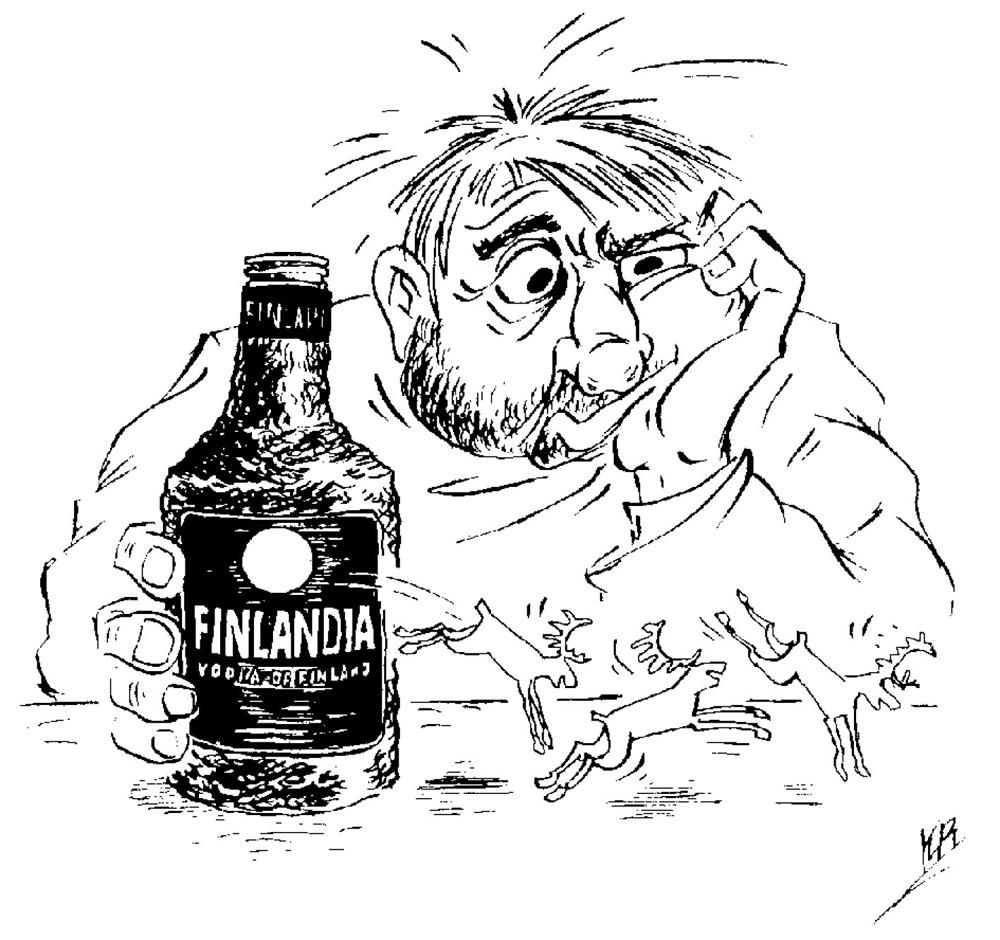 Прикольные картинки с водкой финляндия, крещением